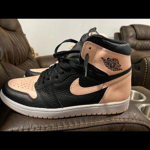 Air Jordans 1s.